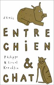 Cover of: Entre chien et chat
