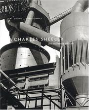 Cover of: Charles Sheeler