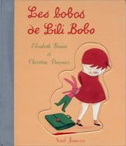 Cover of: Les Bobos de Lili Bobo