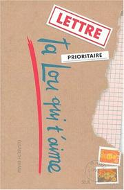 Cover of: Ta Lou qui t'aime