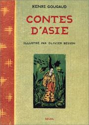Cover of: Contes d'Asie