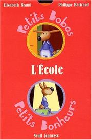Cover of: L'école