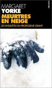 Cover of: Meurtres en neige