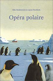 Cover of: Opéra polaire