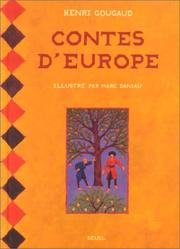 Cover of: Contes d'Europe