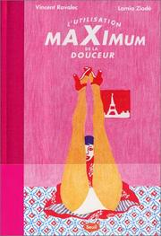 Cover of: Utilisation maximum de la douceur