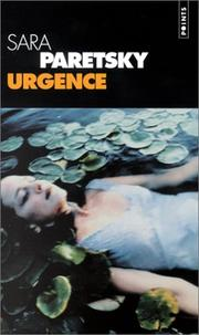 Cover of: Urgence