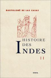 Cover of: Histoire des Indes, tome 2