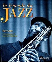 Cover of: La Légende du jazz