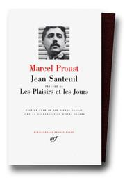 Cover of: Proust