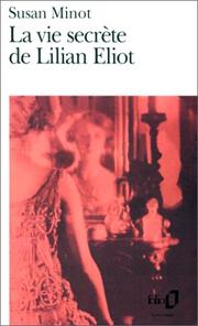 Cover of: La Vie Secrete de Lilian Eliot