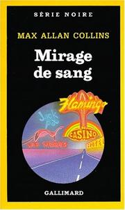 Cover of: Mirage de sang