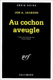 Cover of: Au cochon aveugle