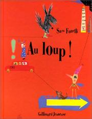 Cover of: Au loup !
