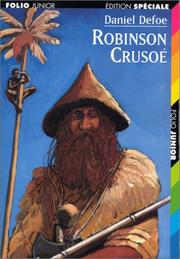 Cover of: Robinson Crusoë