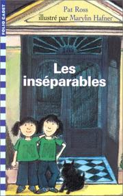 Cover of: Les inséparables