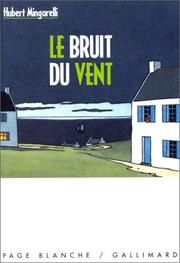Cover of: Le Bruit du vent