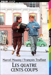 Cover of: Truffaut/Les 400 Coups (Folio Junior)