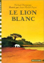 Cover of: Le Lion blanc