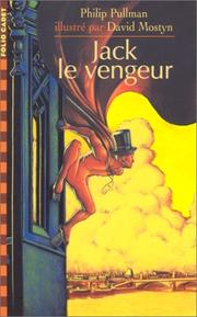 Cover of: Jack le vengeur