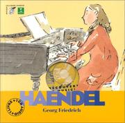 Cover of: Georg Friedrich Haendel (1 livre + 1 CD audio)