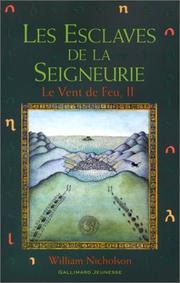 Cover of: Le Vent de feu, tome 2