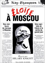 Cover of: Eloïse à Moscou