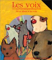 Cover of: Les voix