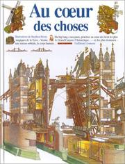 Cover of: Au coeur des choses