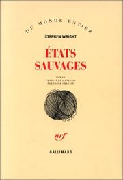 Cover of: Etats sauvages
