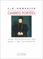 Cover of: Ombres portées