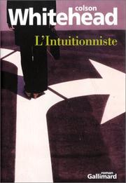 Cover of: L'Intuitionniste