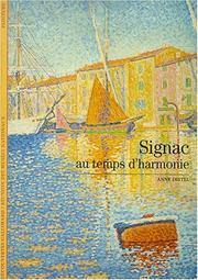 Cover of: Signac