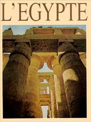 Cover of: L'Egypte