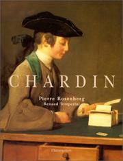 Cover of: Chardin