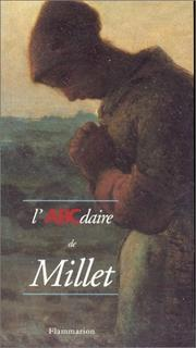 Cover of: L'ABCdaire de Millet