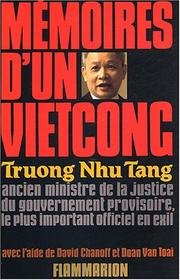 Cover of: Mémoires d'un Vietcong