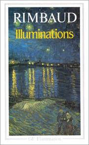 Cover of: Illuminations