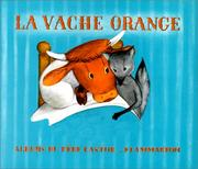 Cover of: La Vache orange