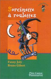 Cover of: Sorcinette à roulette