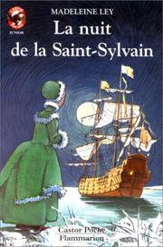 Cover of: La Nuit de la Saint-Sylvain