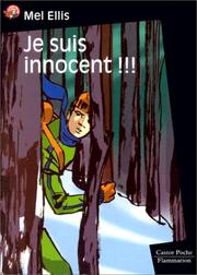 Cover of: Je suis innocent ! ! !