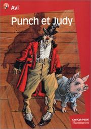 Cover of: Punch et Judy