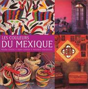Cover of: Les Couleurs du Mexique