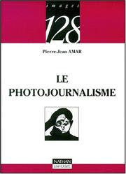 Cover of: Le photojournalisme