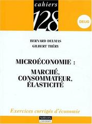 Cover of: Microéconomie, tome 1