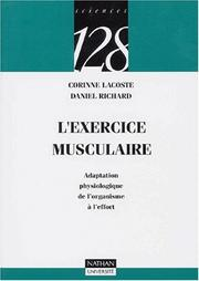 Cover of: L'Exercice musculaire
