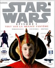 Cover of: Star Wars, épisode 1