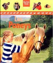 Cover of: Les Poneys