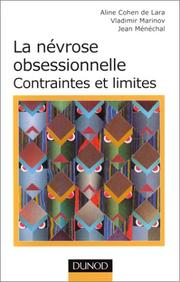 Cover of: La névrose obsessionnelle